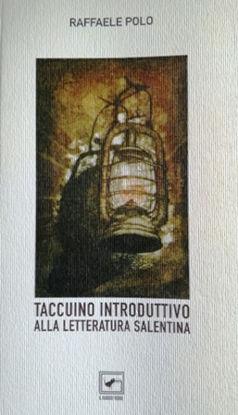 Immagine di TACCUINO INTRODUTTIVO ALLA LETTERATURA SALENTINA